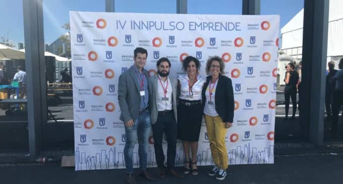 Villena presente en Madrid en Impulso Emprende