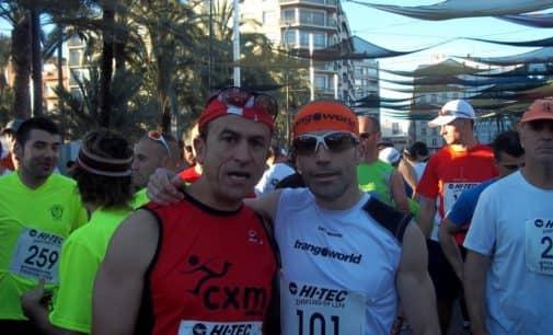 El deportista Raúl Castán reaparece en Villena