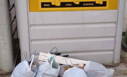 PP y Ciudadanos lamentan el fracaso de la gestión municipal del servicio de limpieza