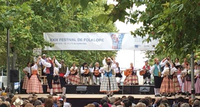 """Once agrupaciones bailarán """"La jota de Villena"""" en las Jornadas Nacionales Juveniles de Folklore"""
