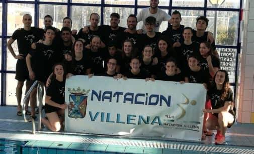 Tres nadadores del Club Natación Villena participarán en el Trofeo Memorial Tomás Martínez Urios