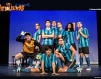 Los Futbolísimos, el Musical llega al Teatro Chapí de Villena