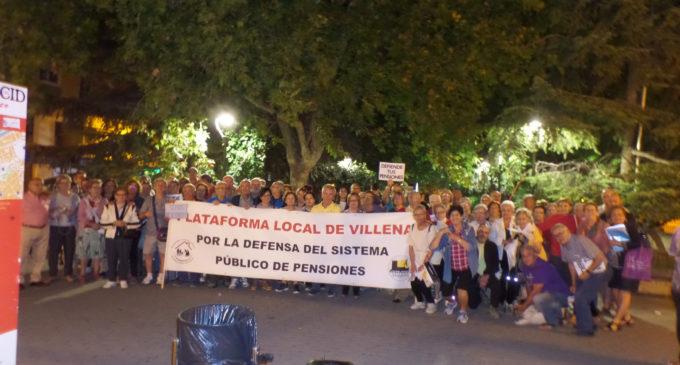 La Plataforma Local de Pensionista pide a los políticos locales que apoyen la movilización del 16 de octubre en Madrid