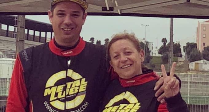 Metal Lube Rally Raid Team en el Mundial de Portugal