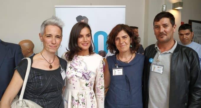 La red SANAmente y el ESPACIO YANANA en la conmemoración del Día Mundial de la Salud Mental en un acto presidido por la Reina Doña Leticia