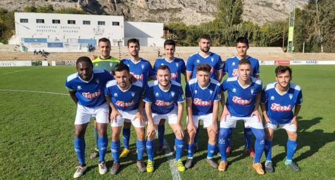 Con gol de Pablo Pardo, victoria del Villena CF
