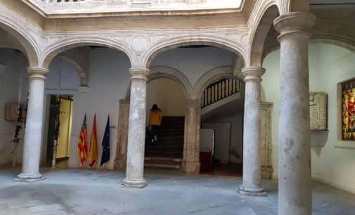 La rehabilitación del Palacio Consistorial de Villena asciende a 1.209.501 euros