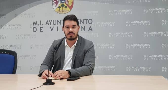 El PP denuncia  la falta de propuestas del equipo de gobierno de Villena