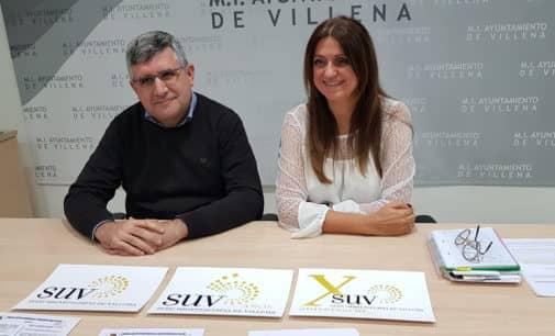 La Sede Universitaria de Villena convoca el  concurso para el logotipo del XV aniversario