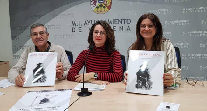Ricardo Celiberti recopila más de 6.000 apodos de Villena en un libro