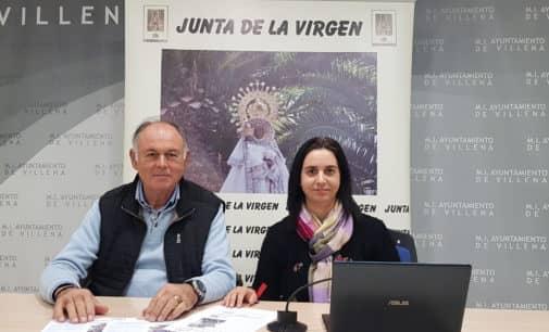 La Junta de la Virgen entregará  casi 6 toneladas de tapones a la Fundación Seur