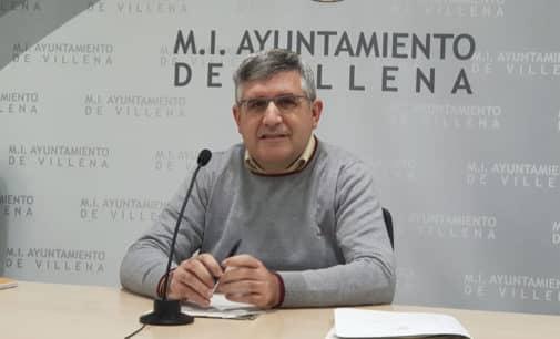 Villena aprueba la última modificación de crédito del año por 90.000 euros