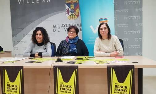 Este año se puede ganar 3.000 € en el Black Friday de la Asociación de Comerciantes de Villena