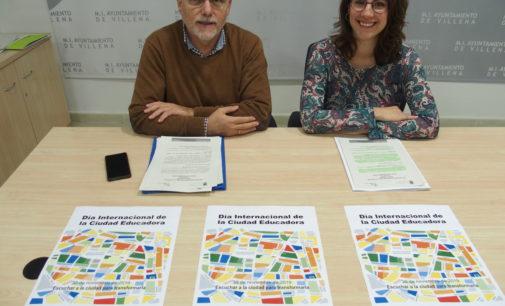 Villena realiza hoy un homenaje a la Educación