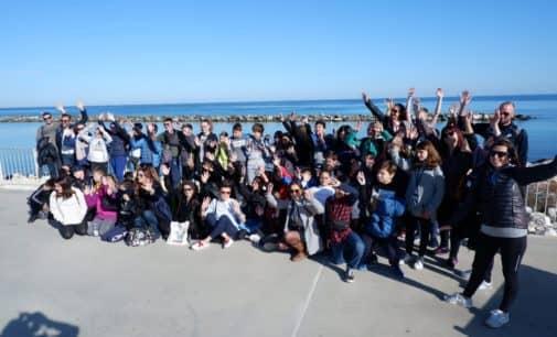 Alumnos del colegio Ruperto Chapí se desplazan a Italia dentro del proyecto Erasmus +
