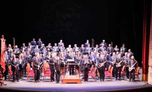 Magnífico concierto de la Sociedad Musical a cargo de Josep Perpinyà