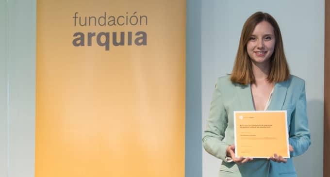 La villenense Silvia Domene gana una beca de arquitectura de la Fundación Arquia