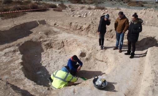 Arranca la campaña de excavaciones en la villa romana de Casas de Campo
