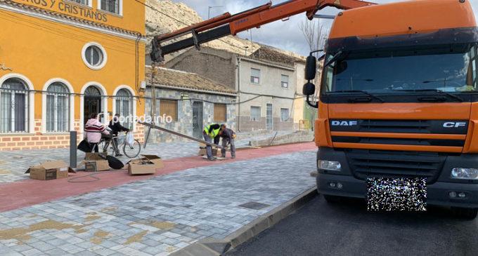 Malestar por la reducción de la calzada tras la reurbanización de la avenida de Alicante