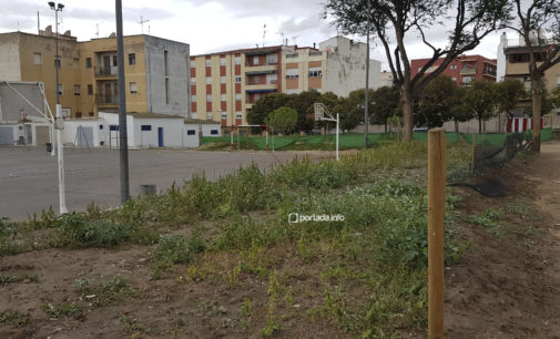 Villena contratará a 24 personas para desarrollar un taller de empleo de jardinería y carpintería