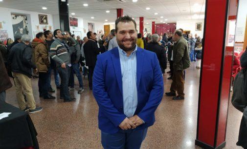 David Sánchez es reelegido presidente de la comparsa de Piratas de Villena