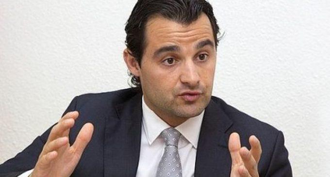El presidente provincial del PP, Eduardo Dolón, estará el lunes en Villena, en un acto con afiliados en el Centro de Mayores