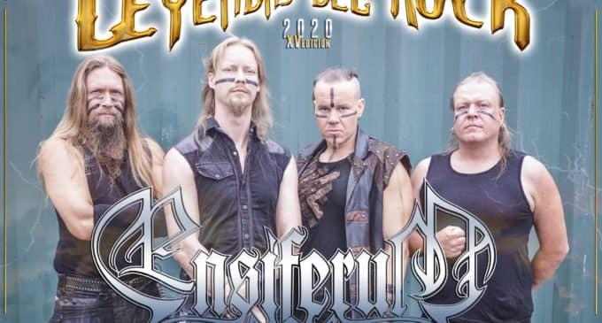 Ensiferum también estarán en Leyendas del Rock 2020