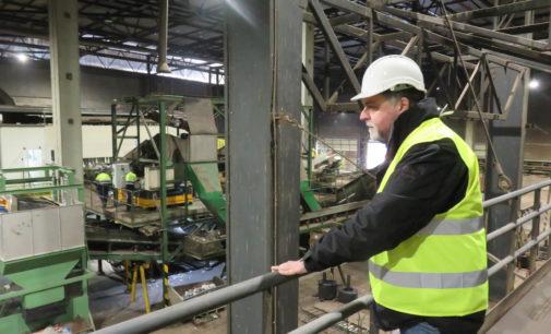 El Consorcio Crea incorpora nuevos separadores de residuos metálicos a la planta de tratamiento de Villena