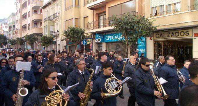 La Sociedad Musical y la Banda Municipal aplazan las actividades conmemorativas de Santa Cecilia