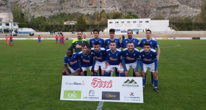 Gol del Villena CF a los cinco segundos y victoria final por 3-0