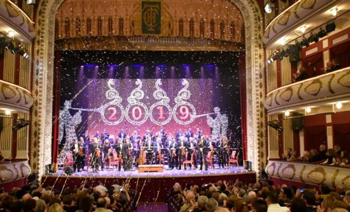 El Teatro Chapí se despide 2019 con su gran concierto de Fin de Año