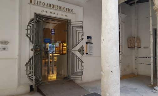 El Museo Arqueológico se clausurará definitivamente tras la presentación de la revista «Bilyana»