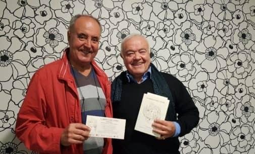 """Vicente Valero reivindica el Principado de Villena en su libro """"La huella del Ángel"""""""
