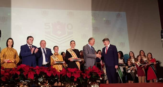 La Junta Central de Fiestas aplaza los actos de su 50 aniversario