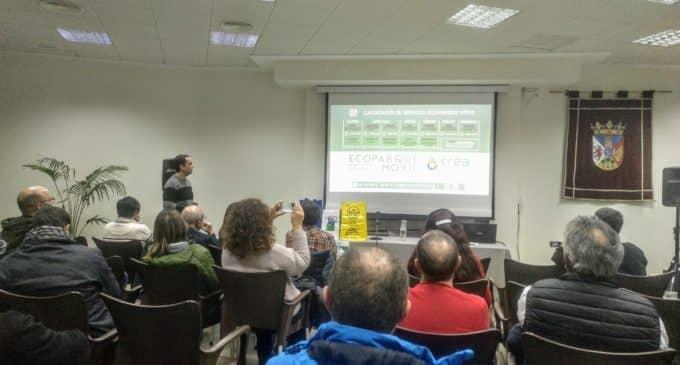 El consorcio de residuos Crea pretende cambiar los hábitos de los ciudadanos