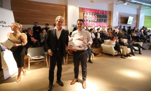 El villenense Alejandro López consigue un Accésit en un concurso internacional de diseño