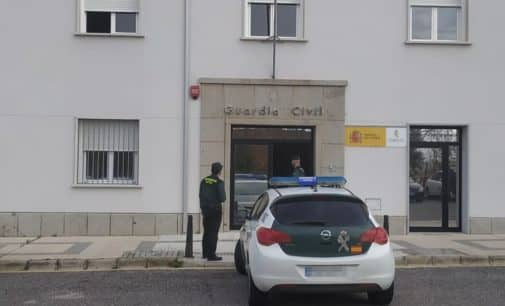 """La Guardia Civil detiene a cinco personas dedicadas al hurto en domicilios mediante el procedimiento del """"descuido y engaño"""""""