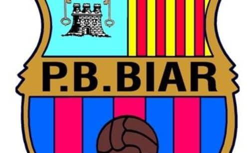 Comida anual de socios Penya Barcelonista de Biar