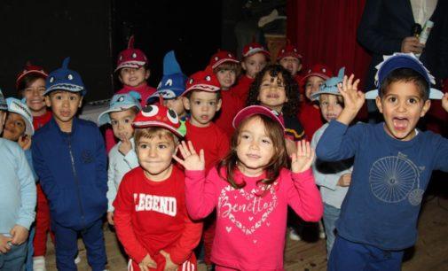 XXXIV Muestra Escolar Teatro y Villancicos colegio Salesianos Villena