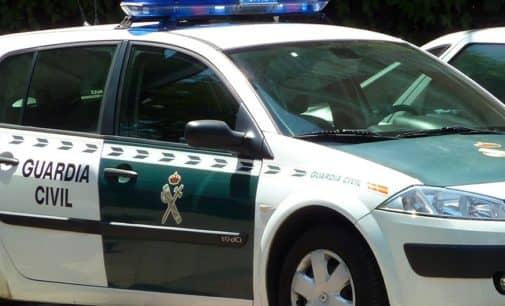 La Guardia Civil auxilia a una conductora que sufrió una parada cardio respiratoria mientras circulaba por Villena