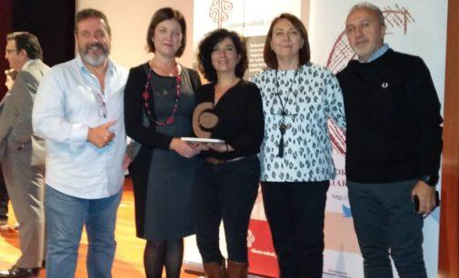 Premio al Mejor Equipo de Enfermeras de Atención Primaria de la Comunidad Valenciana para el Departamento de Salud de Elda