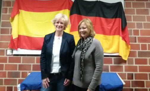 Una profesora del IES Las Fuentes se desplaza a un instituto de Alemania para comparar los sistemas de Formación Profesional