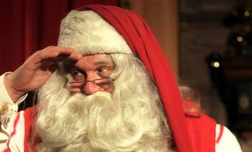 Papa Noel estará en  Villena mañana 24 de diciembre a partir de las 12 horas