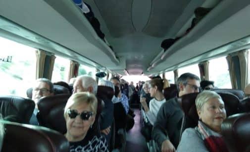 La Plataforma de Pensionistas se dirige a Valencia