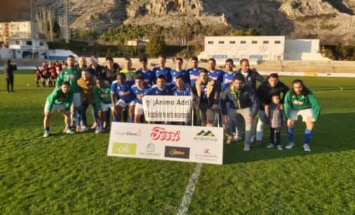 Cuarto empate consecutivo del Villena CF