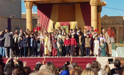 El Rey Herodes clausura un brillante Auto de Reyes en Canyada