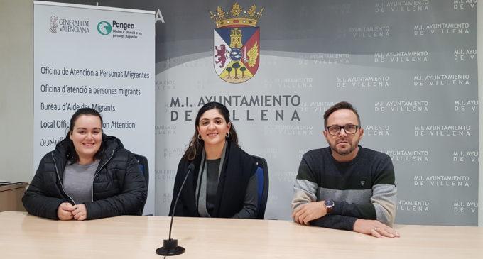 Villena organiza un curso de castellano para migrantes