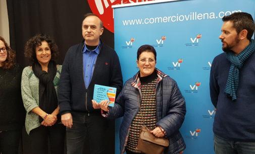 Juan García Camarasa gana 2.000 € del sorteo de Navidad de la Asociación de Comerciantes de Villena