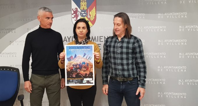 Proyectan un documental  sobre el ascenso al Teide en el que participaron personas con distintas capacidades