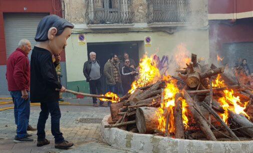 Suspenden los actos en honor a San Antón